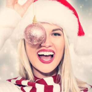 make your smile sparkle for the holiday