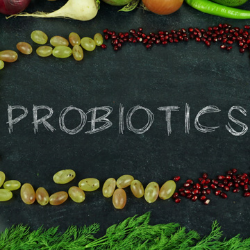 benefits from taking probiotics